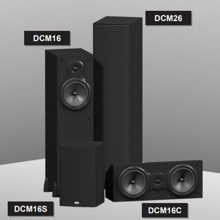 DCM Loud Speakers - DCM26