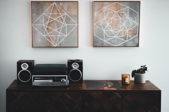 DAPs for Home Stereo