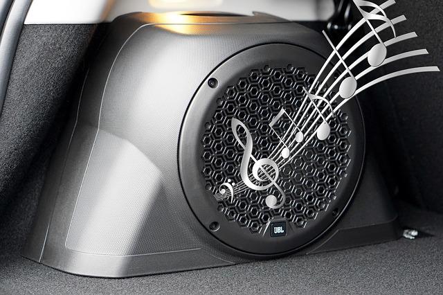 Method to break in new car speakers