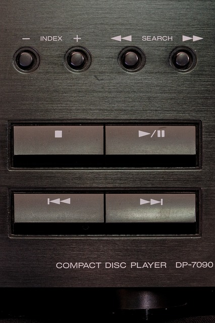 Missing CD Player Footpads