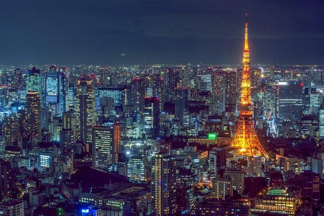 Nakamichi Origin in Tokyo Japan