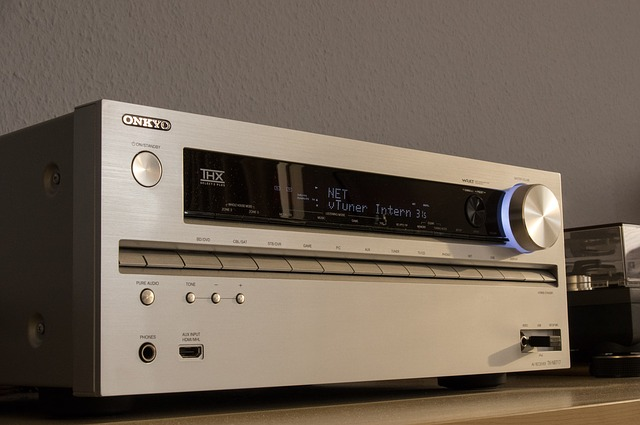 Onkyo receiver shuts off standby light blinking
