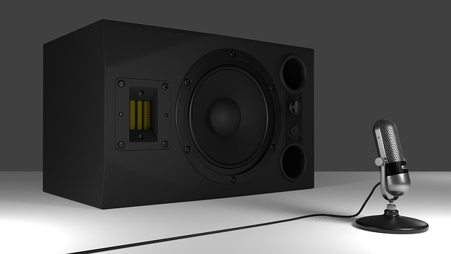 Speakers Loudness Level in Decibels