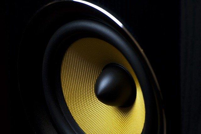 Speakers too bright