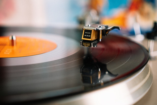 Turntable won't stop spinning