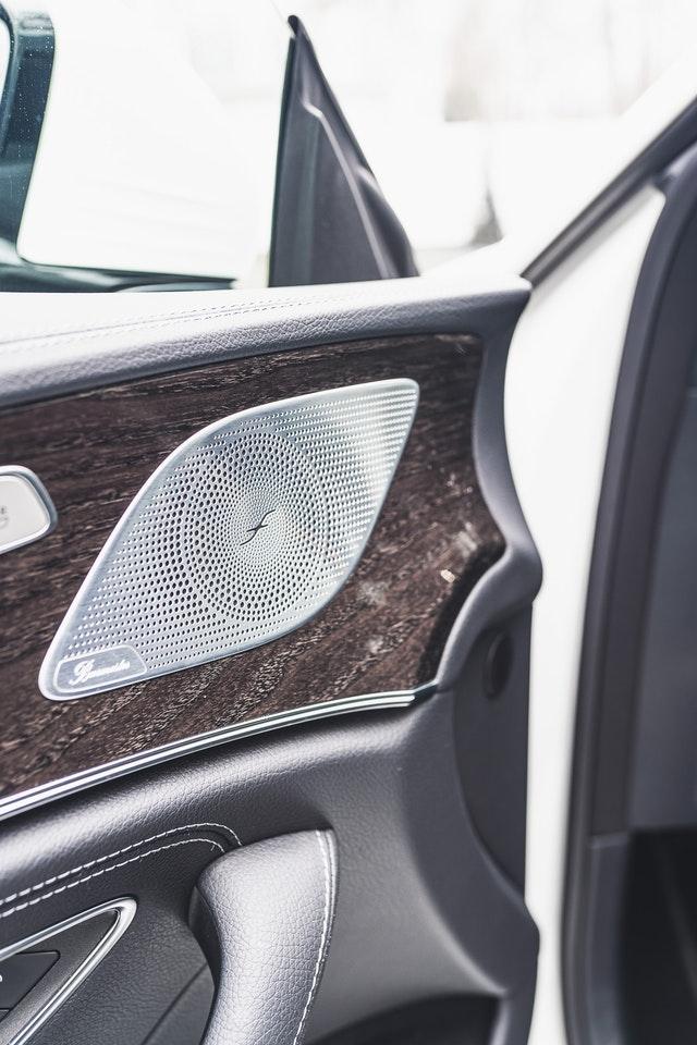 Why break in new car speakers