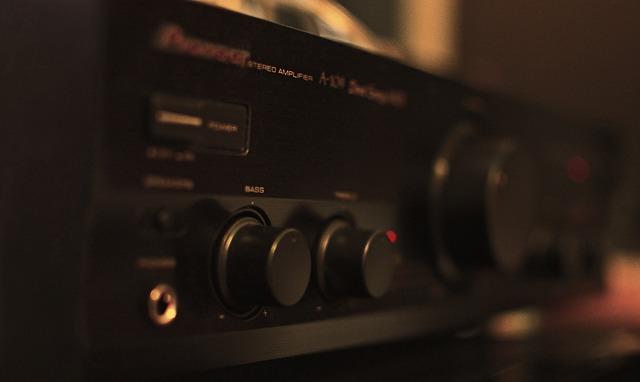 Amplifier for Q Acoustics 3020