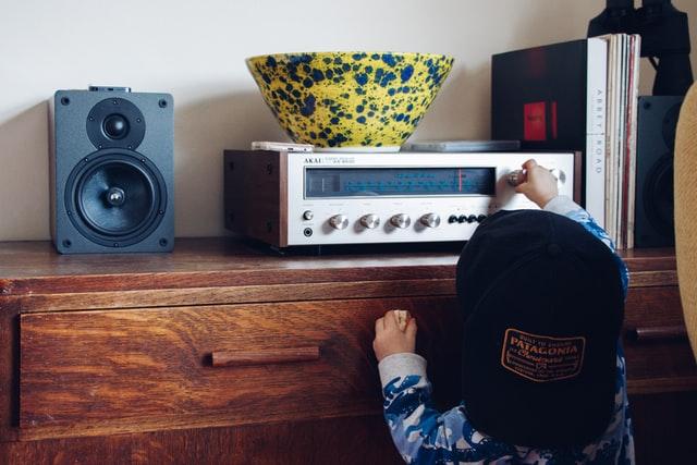 Amplifier for Q Acoustics 3050