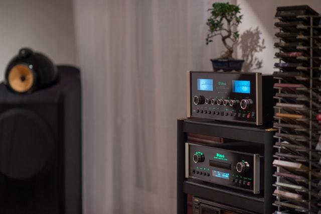 B&W 800 D3 Amplifier
