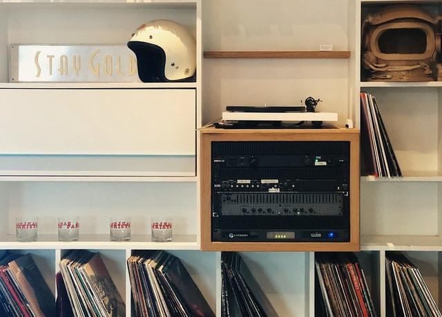 KEF R11 Amplifier