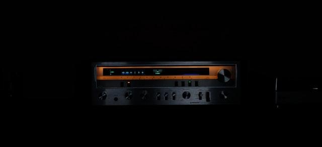 KEF R900 Amplifier