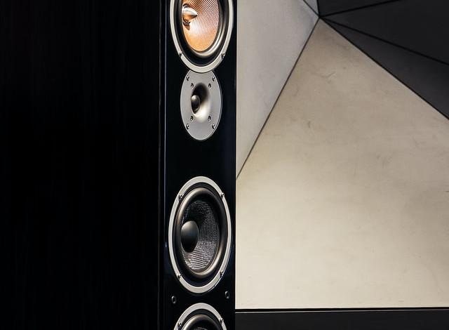 Amp for Spendor D7