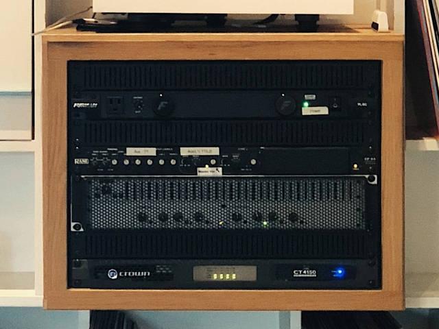 Dynaudio Excite X12 Amplifier