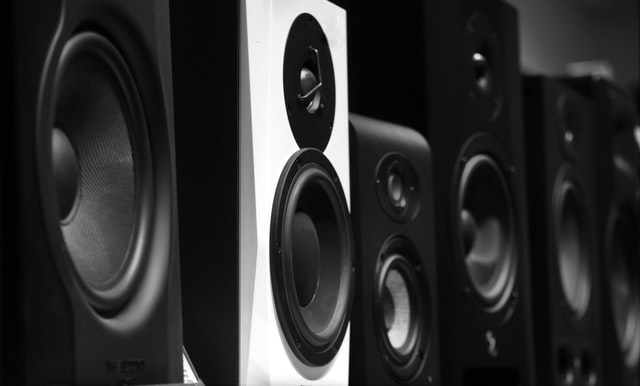 Sony STR DN850 Speakers