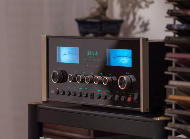 Best Amplifier for PMC Fact 12