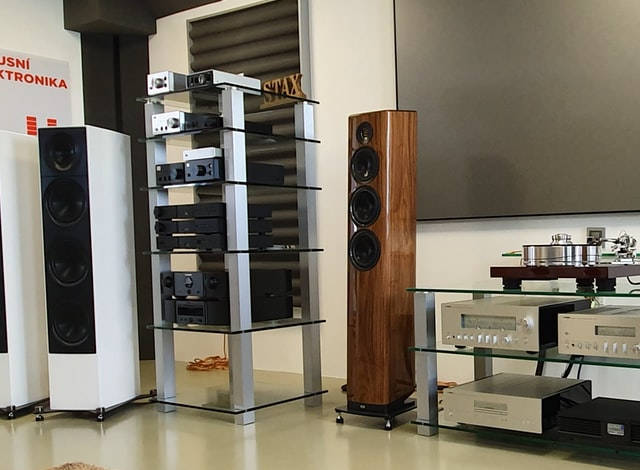 Dali Oberon 5 Amplifier